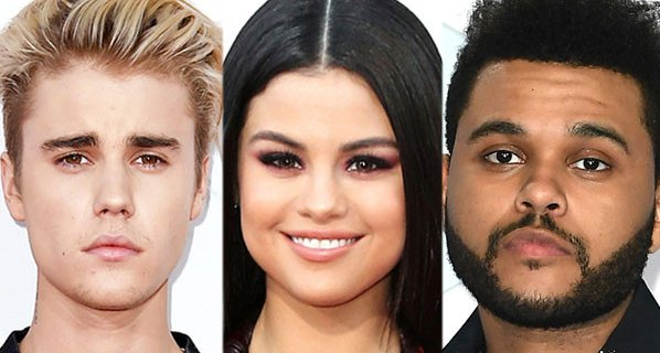We feel the Justin Bieber and The Weeknd comparisons coming, we feel them coming:
