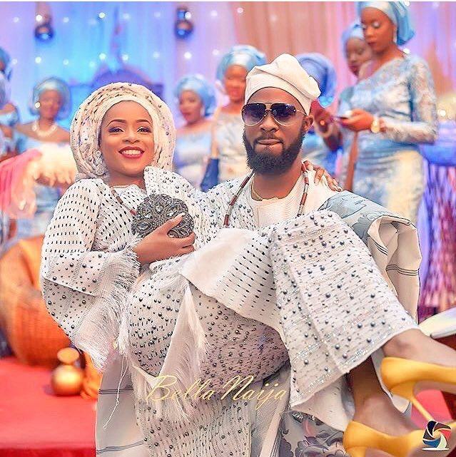 Me on my wedding day with my Yoruba demon after slandering them on twitter and telling girls they ain't shit. �� https://t.co/Wj6v1hgsAN