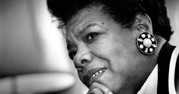 Maya Angelou on courage and facing evil https://t.co/1R7nCGijpJ #BlackHistoryMonth