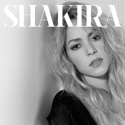Happy birthday to my favorite singer from Colombia Shakira. Feliz cumpleanos Shakira.