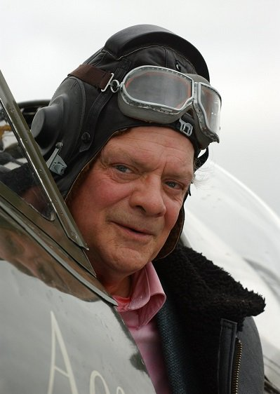 Wishing Sir David Jason, an avid aviation enthusiast and great supporter of a very Happy Birthday!
