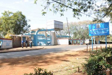 UoN students demonstrate in solidarity with striking lecturers