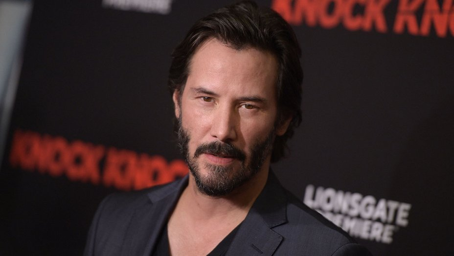 Keanu Reeves to star in romantic thriller 'Siberia'