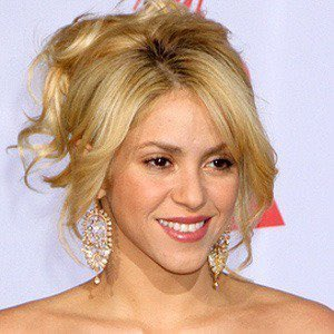 "Happy birthday to Shakira Singer-songwriter whose 2006 song ""Hips Don\t Lie\"" became a hit."