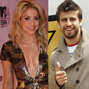 Happy birthday shakira and gerard pique