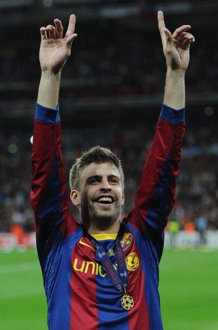 Happy birthday, three-time winner & Barcelona hero Gerard Piqué!