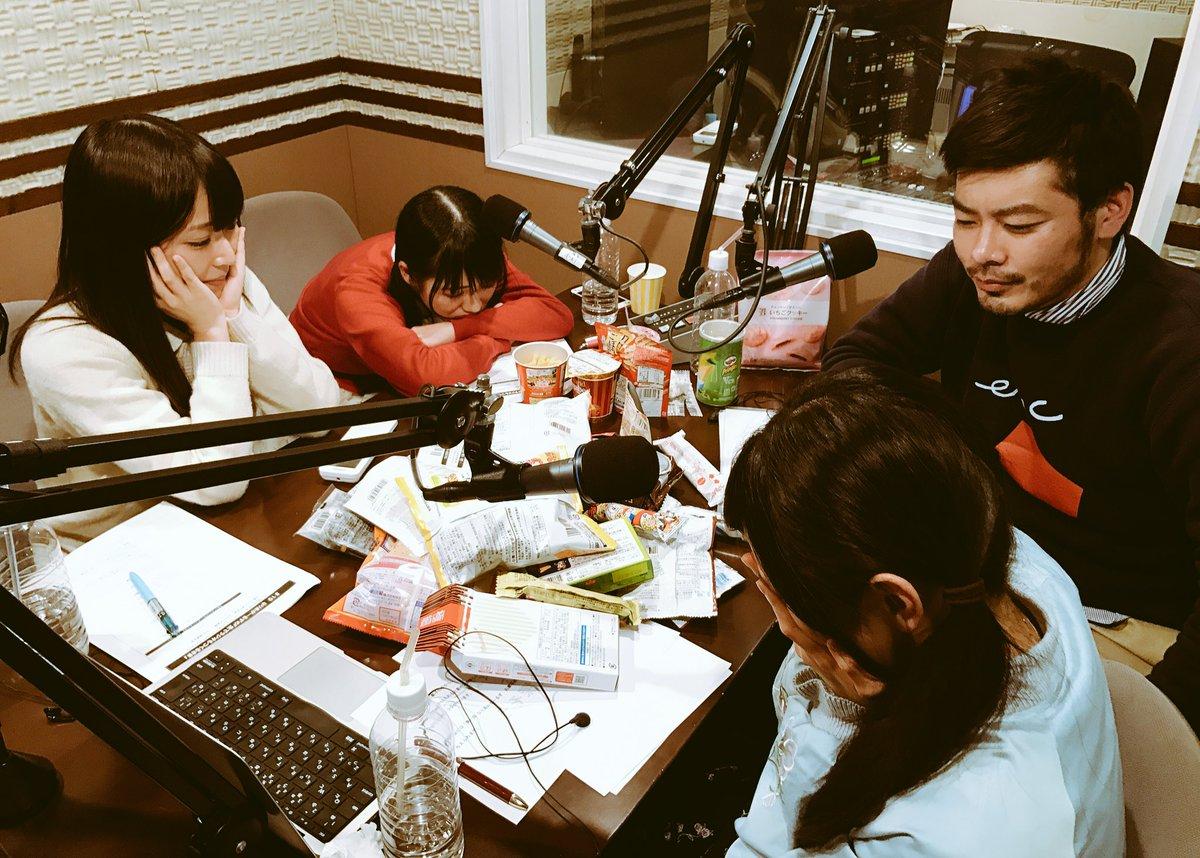 「なりあ☆がーるずの生でラジオもつくるさま」第19回、ありがとうございました!60分フリートークスペシャル()、いかがで