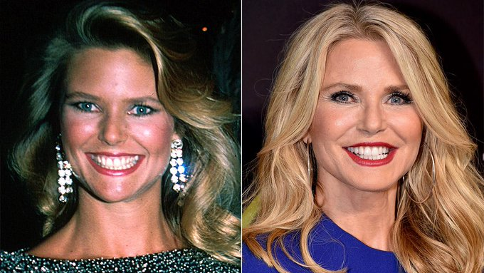 Happy Birthday Christie Brinkley!