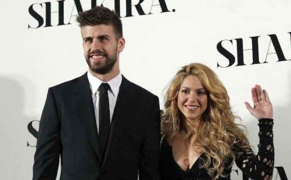 Happy Birthday To Gerard Piqué and Shakira