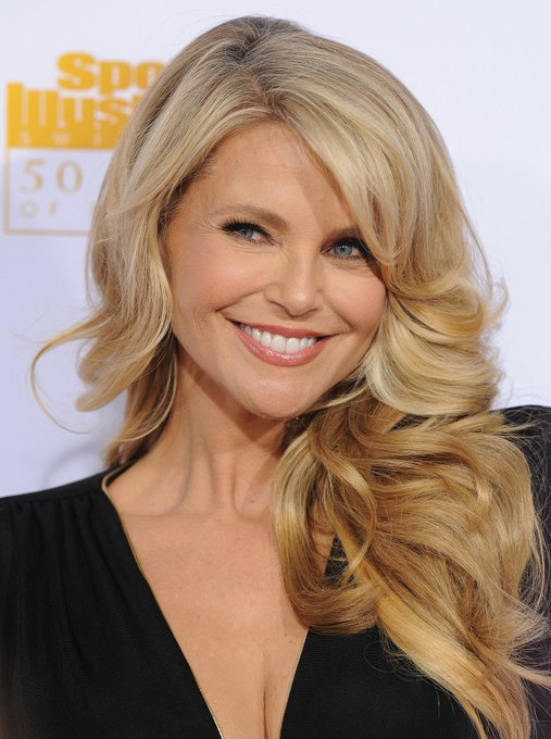 ON WITH Wishes: Christie Brinkley A Happy Birthday!