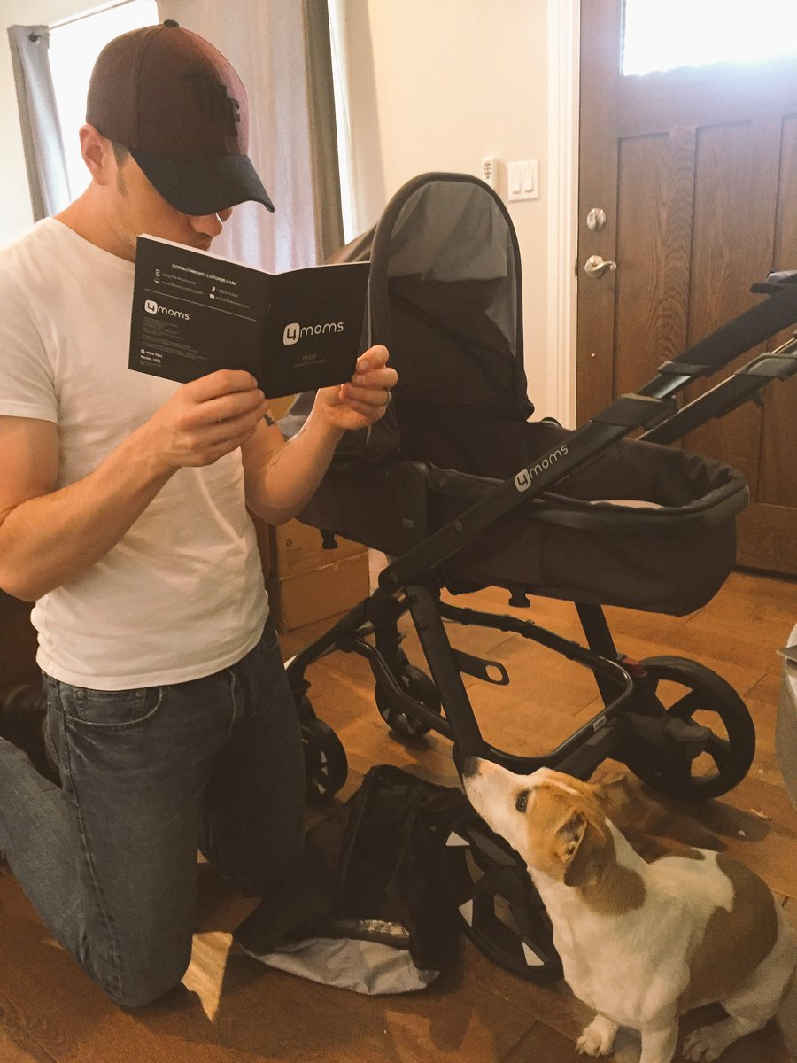 I call this: Boys Building Baby Things @BrianGGallagher #Harley @4moms https://t.co/LDP9xVUX0Q