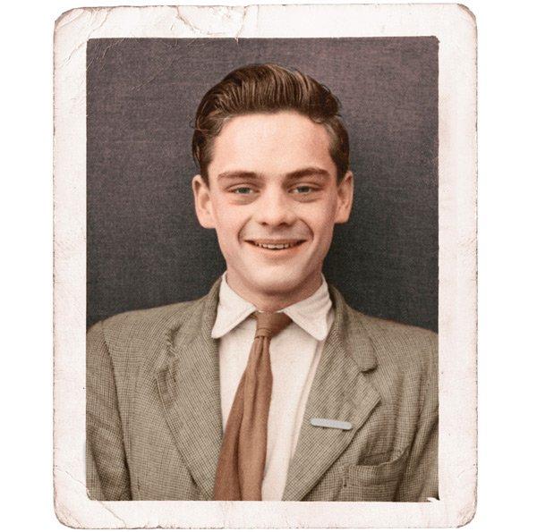David Jason was also born today in 1940 - Happy Birthday Sir David.