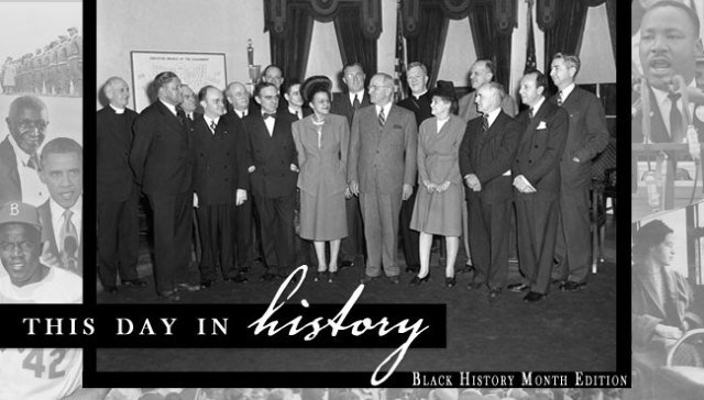This Day in History-Black History Month Edition: February 2nd