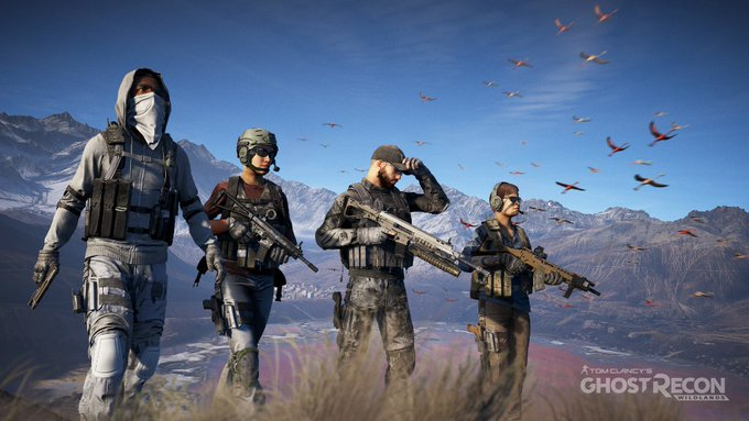Ghost Recon: Wildlands Beta Key Giveaway! (Australia Only)