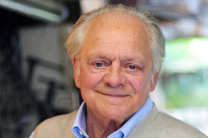 He\s one of my comedy heroes and today it\s his birthday. Here\s wishing you a very happy birthday Sir David Jason.