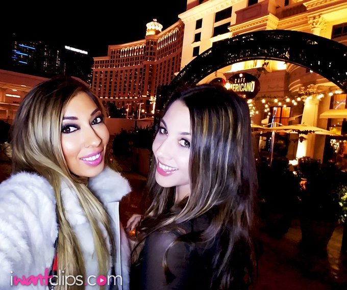@cearalynch @bratty_nikki Quite the lovely pair in #lasvegas #iwantclipsaee #aee2017 https://t.co/i5