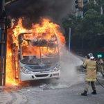 Rio de Janeiro Sees Protests Turn Violent Again in Centro