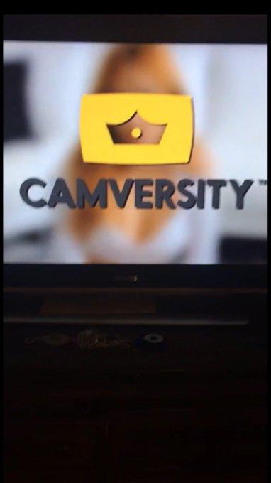 Camversity was just on TV :') !!!! https://t.co/OunXwxpAl7