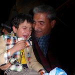 Yazidi child reunites with kin after Islamic State killed his parents, sold him off