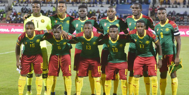 Indomitable Lions in AFCON final vs Egypt