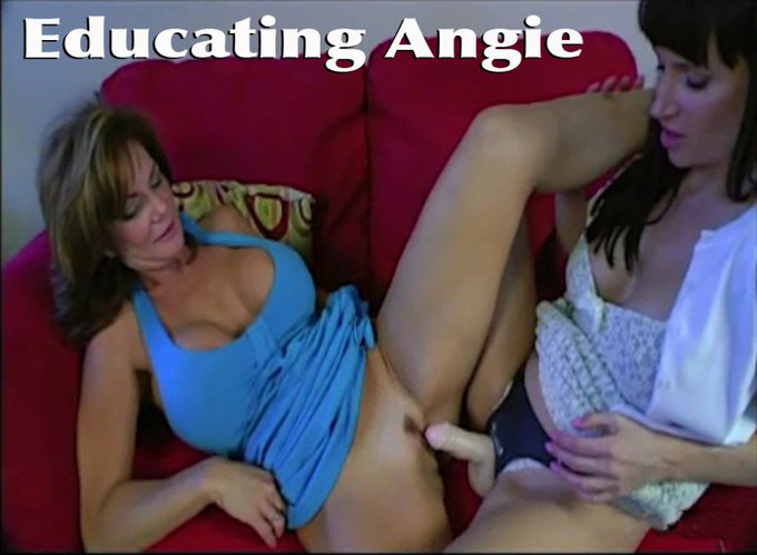 """I have just released a new vid @clipteez: """"Educating Angie"""" https://t.co/m5HVQtKkc2 https://t.co/tb1"""