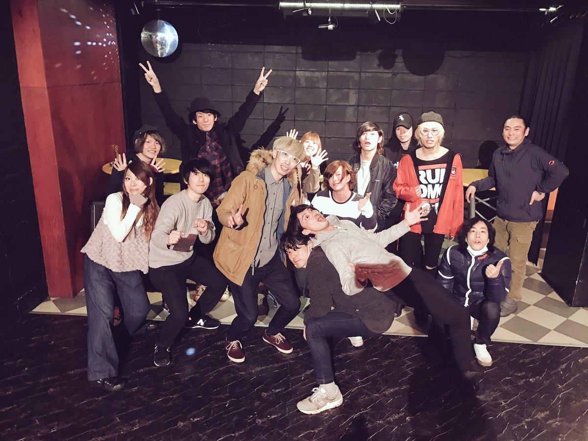 ツアー5日目高松RIZIN!!皆んなあったかくてなんだか感動してしまった、来てくれてありがとう、演れてよかった。全力でま