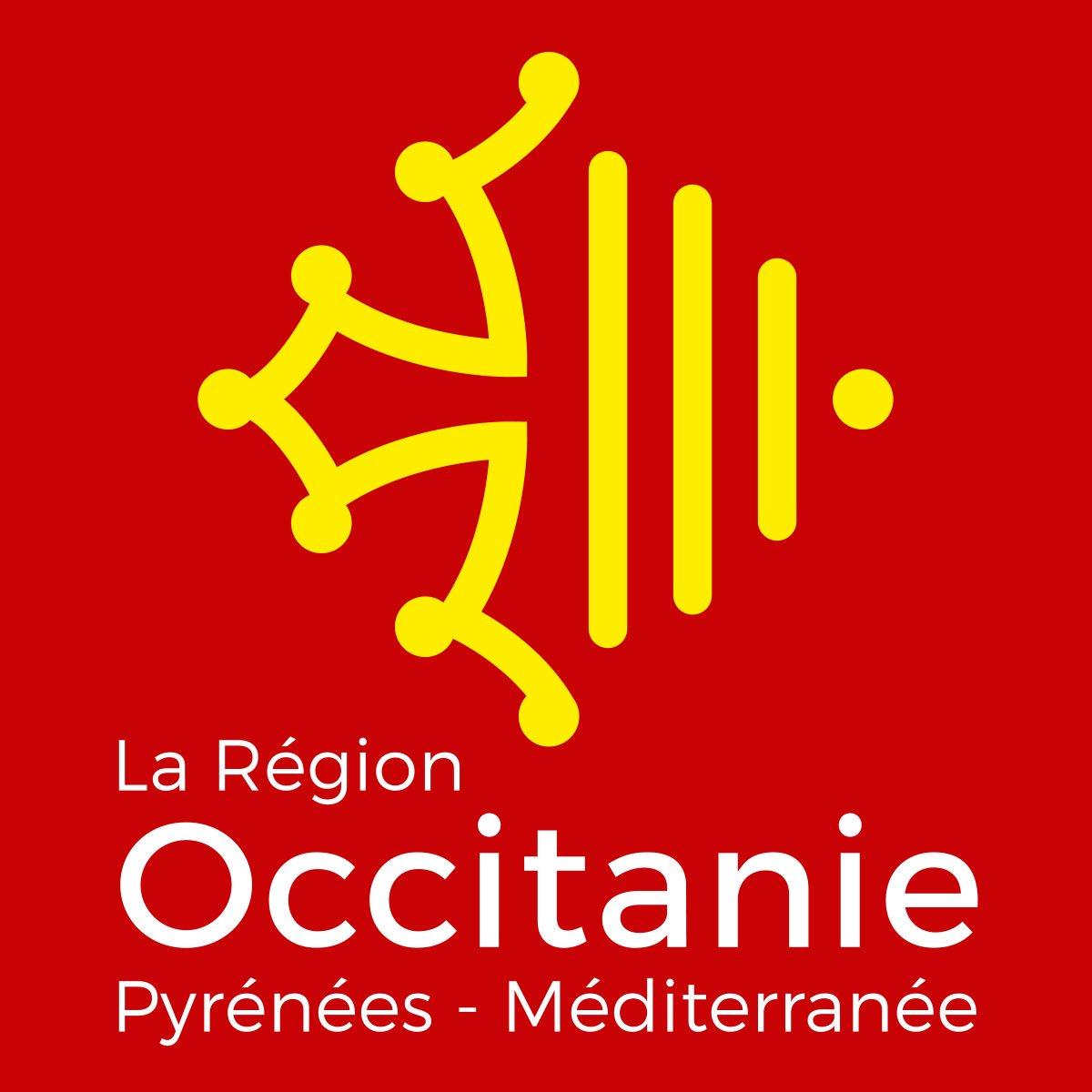 La région #Occitanie : a son nouveau logo !  https://t.co/FGEV4hhmqn