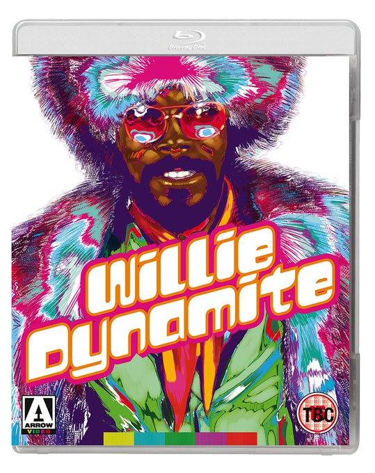 Let's Start With This One...: Win A Copy Of Willie Dynamite With The Blog!
