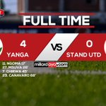 ALL GOALS: Yanga vs Stand United February 3 2017, Full Time 4-0