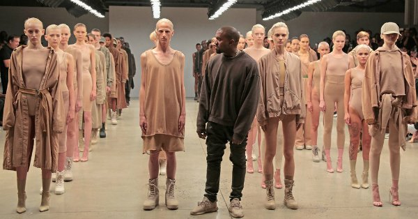 "New York Fashion Week will be just fine despite Kanye West's ""bad behavior"":"