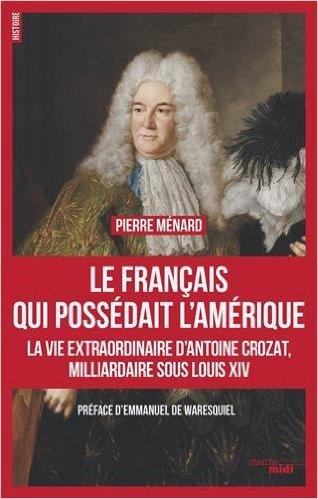 Pierre Ménard présente son livre « Le Français qui possédait l'Amérique » #BibliothèqueMedicis #VendrediLecture