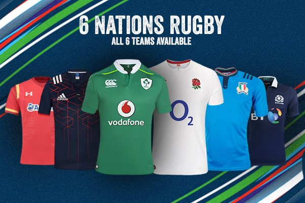 The #6Nations is here.  We've got you covered, no matter where you're from (even Scotland!) https://t.co/NW5IH3EGS2 https://t.co/CMXXmJ4e1A