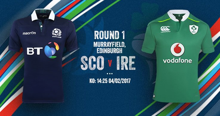 Come on Ireland! #SCOvIRE https://t.co/NW5IH3EGS2 https://t.co/I3SnACkjPL