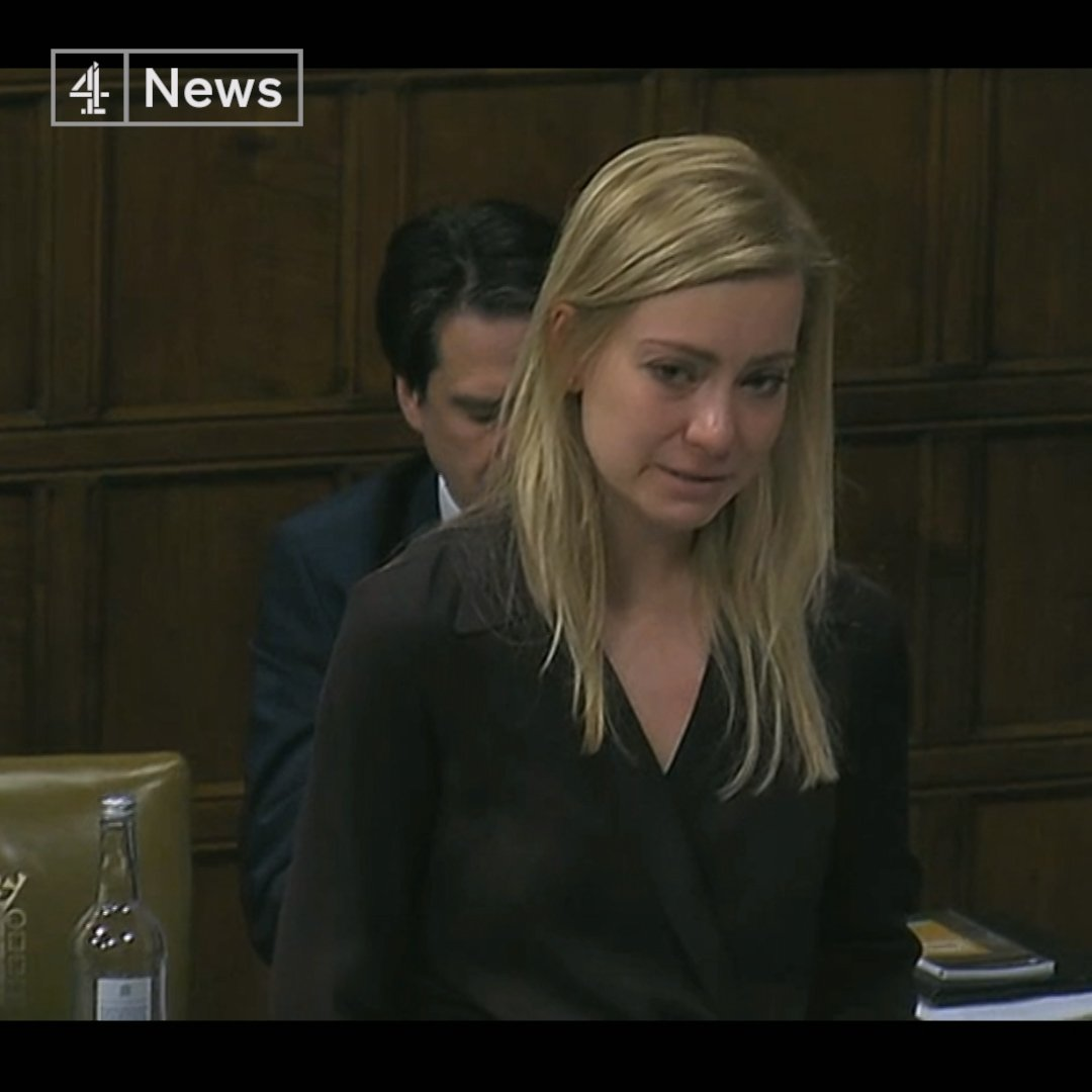 Parliament at its best. Health min Nicola Blackwood reacts to Jon Ashworth's story about his father's alcoholism https://t.co/c5sH5qZwdZ