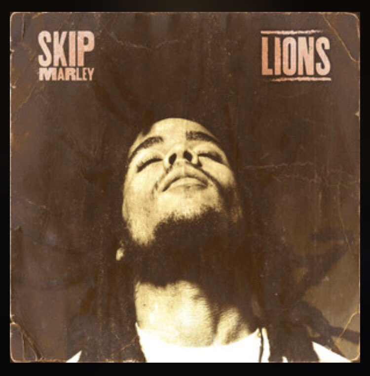 ��SKIP MARLEY. The voice of our REVOLUTION. Check his new song 'LIONS' out now everywhere:  https://t.co/HmKNKqNDYD �� https://t.co/UaSiLbzN25