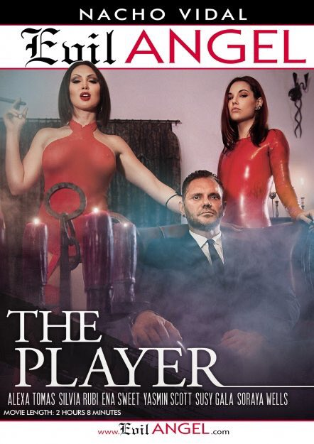 1 pic. #ThePlayer with @NACHOVIDALPORN @silviarubix @AlexaTomasX @EvilAngelVideo @ernesto_nieto_X   https://t