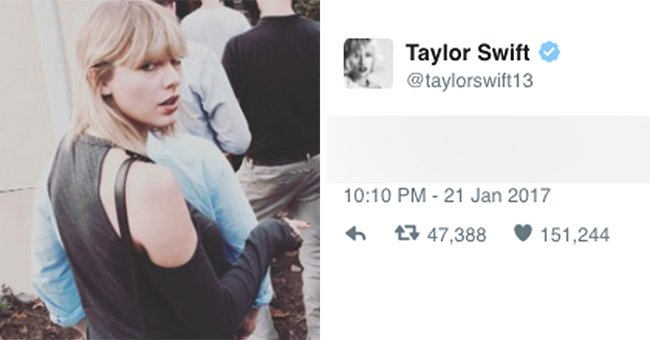 Oh dear. Taylor Swift's big return to social media did NOT go down well with fans...