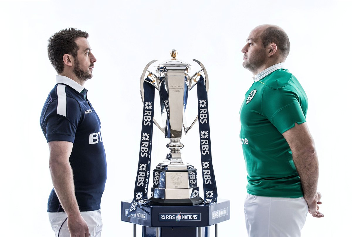 A successful friday night in Scotland 👌Let the countdown to Murrayfield begin! #SCOvIRE #ForVictory https://t.co/P5OEpDIJbp