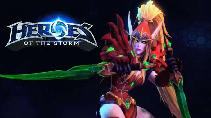 Heroes of the Storm: Valeera Key Giveaway! (Australia Only)