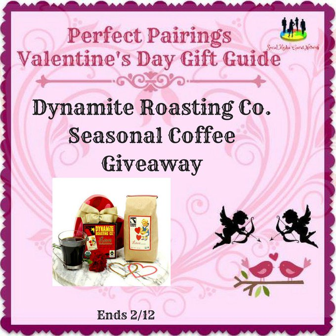 Dynamite Roasting Co. Seasonal Coffee #Giveaway Ends 2/12 #SMGN