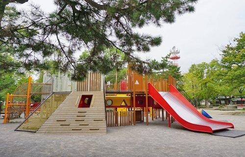映画『聲の形』に出てきた公園完全再現だよね!ね!#聲の形
