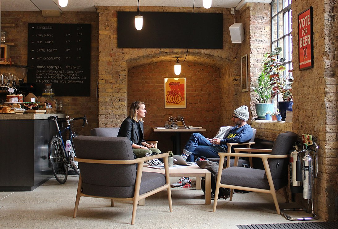 London's Weirdest Cafes Include Barber Shops And Board Games