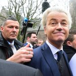 Trump Fallout Hits Dutch Anti-Islamic Candidate Wilders