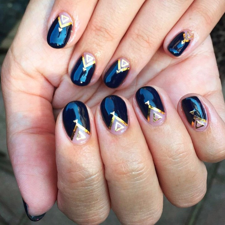 How To Create Nail Designs To Make You Nails Look Longer
