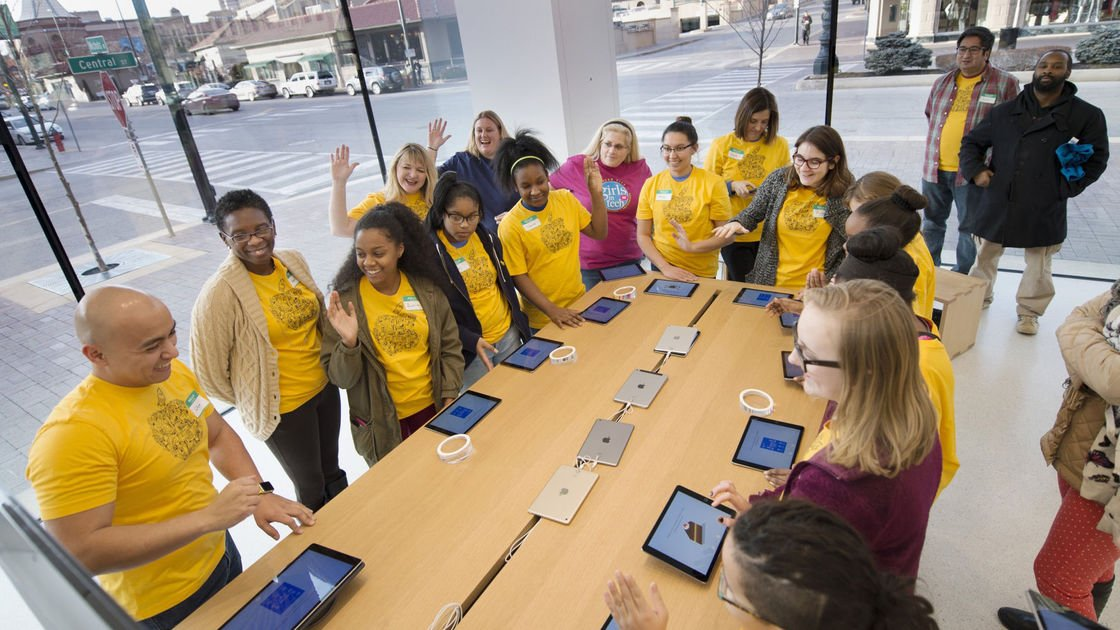 Calling all 'Girls who Code,' your nation needs you