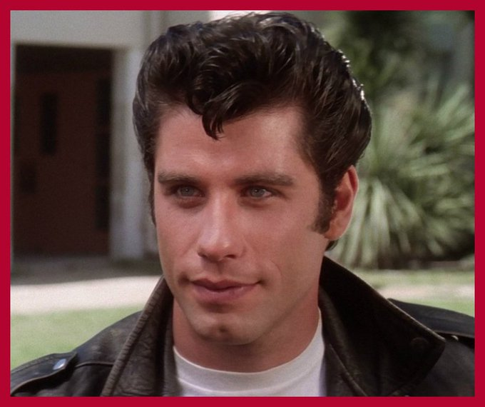 Happy Birthday John Travolta 63 years young today!