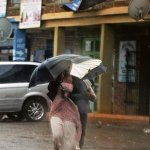 Cyclone Dineo is still dangerous