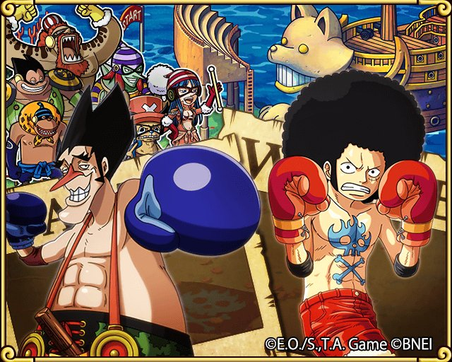 Found a Transponder Snail! Davyback Fight!! Straw Hats vs. Foxy Pirates! https://t.co/L7y0T7pmcE #TreCru https://t.co/OoHk2PbBcY