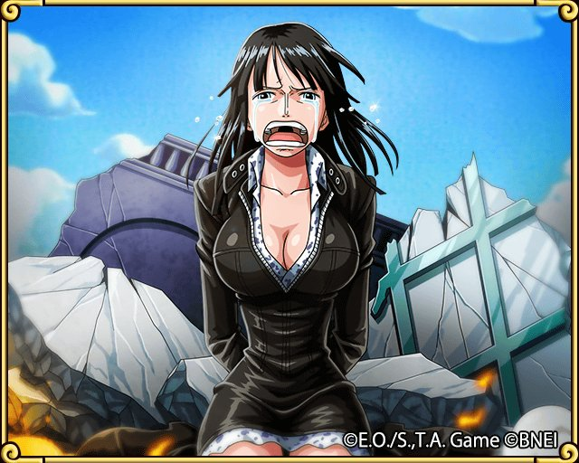 Found a Transponder Snail! Extra! Extra! Devil of Ohara captured by CP9! https://t.co/ST3ihU5VuQ #TreCru https://t.co/WkBRVGmuNI
