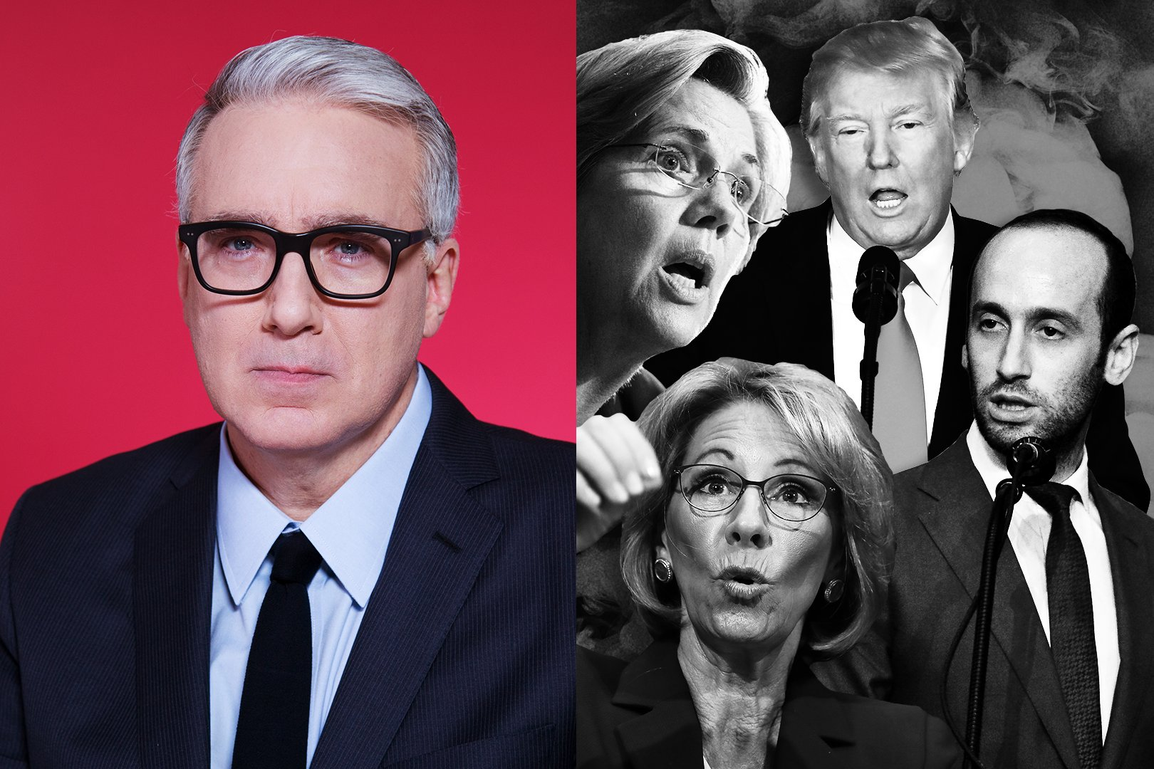.@KeithOlbermann asks: Is the Trump White House high? https://t.co/jc2b68vKvB